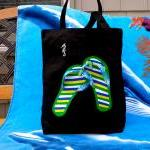 Flip Flop Tote Beach Bag