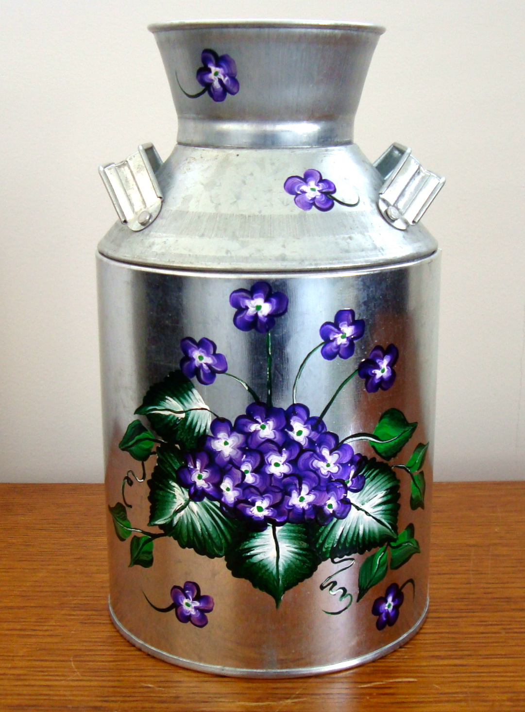 Decorative Milk Jug Vase On Luulla